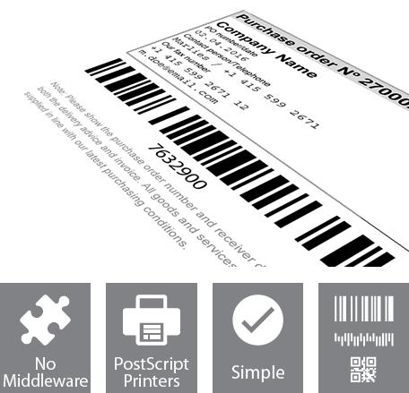 Barcode Studio, TBarCode - Columbia CP Ltd